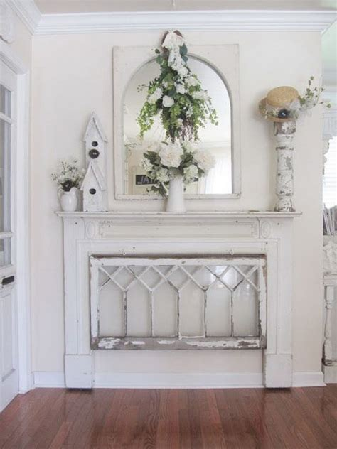 shabby chic mantel decor sweet cottage shabby chic entryway decor ideas for