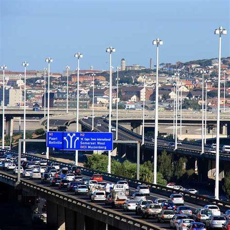 africa n1 city security situation n2 motorway cape town international