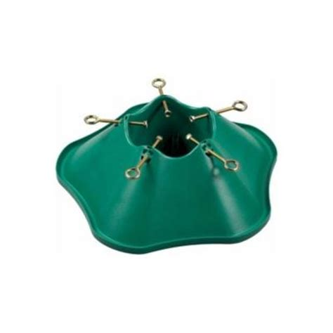plastic tree stands green plastic tree stand for trees up to 6 ft