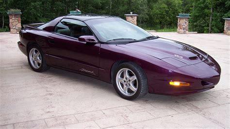 1995 Pontiac Firebird by 1995 Pontiac Firebird Firehawk 2 Door S86 St Paul 2010