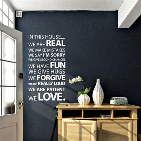 wall decor stickers quotes 50 beautiful designs of wall stickers wall decals