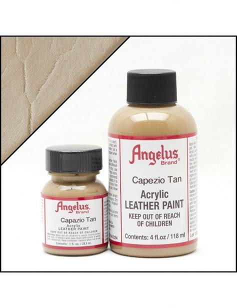 angelus paint timberland angelus dyes paint capazio 1oz leather paint