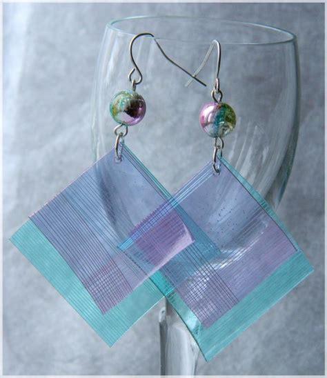plastic bottle jewelry 59 best crochet earrings images on crochet