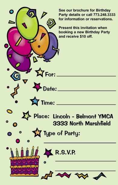 how to make a birthday invitation card invitation card for birthday invitation ideas