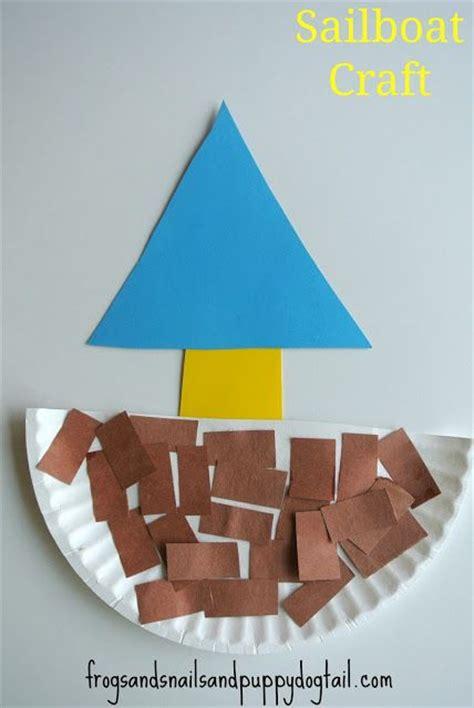 paper boat craft for preschoolers 25 unique transportation crafts ideas on