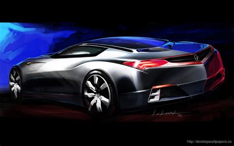 Sports Wallpaper Free Car Wallpapers by Acura Advanced Sports Car Concept Wallpaper Desktop