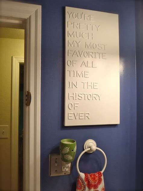spray painting quotation 17 best images about wall decor on quote