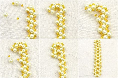 free jewelry projects free jewelry designs how to bead bracelets out of one