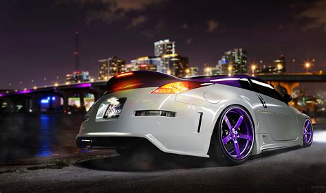 Z Car Wallpaper by Nissan 350z Wallpaper To Backgrounds The Best
