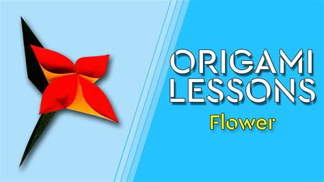 origami lessons for free free coloring pages origami lessons how to make a flower