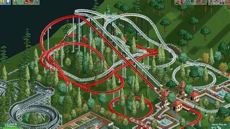 rct grotto rollercoaster tycoon 3 version free pc
