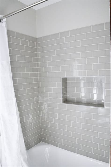 bathroom subway tile designs facts about subway tile bathroom