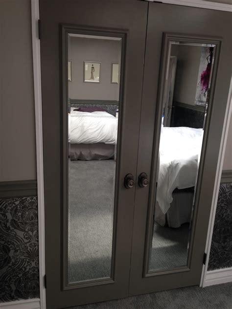 closet doors with mirrors door mirrors quot quot sc quot 1 quot st quot quot hammacher schlemmer