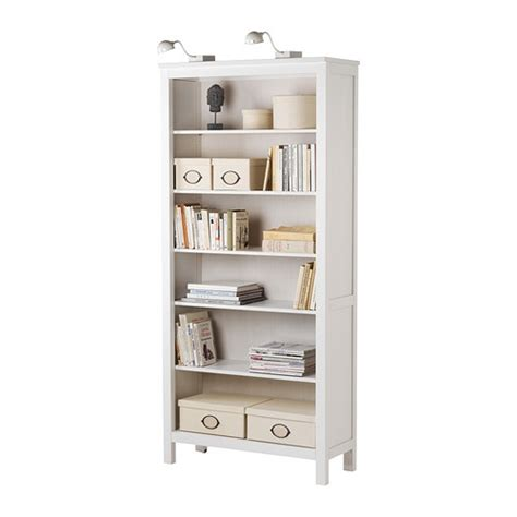 Ikea Solid Wood Bookcase by Hemnes Regał Biały Ikea Go To Ikea Amp Obi Pinterest