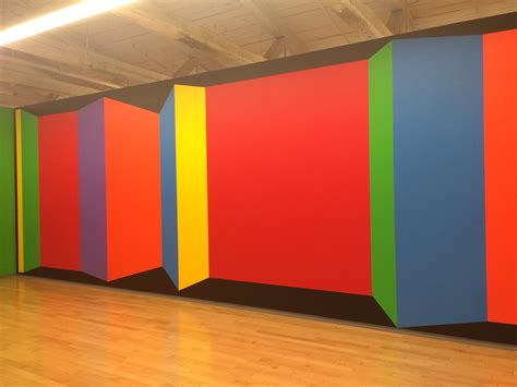 acrylic paint on walls sol lewitt s influential drawings on walls around the