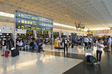 salidas aeropuerto de gran canaria los aeropuertos de tenerife sur y gran canaria inician una