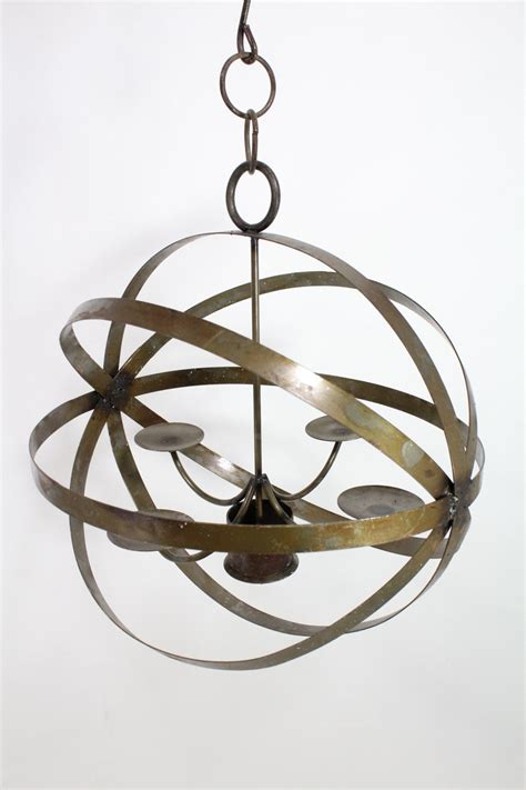 iron candle chandelier wrought iron mystic candle chandelier circle lighting