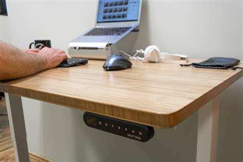 uplift standing desk the best standing desks the wirecutter
