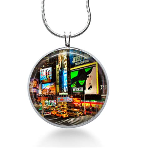 jewelry nyc new york necklace time square broadway jewelry nyc new
