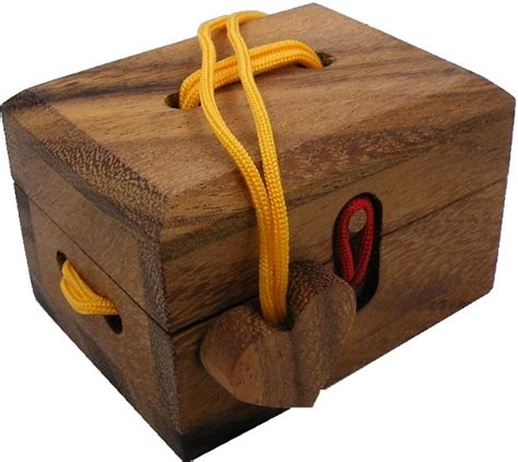 wooden string me wooden string puzzle box