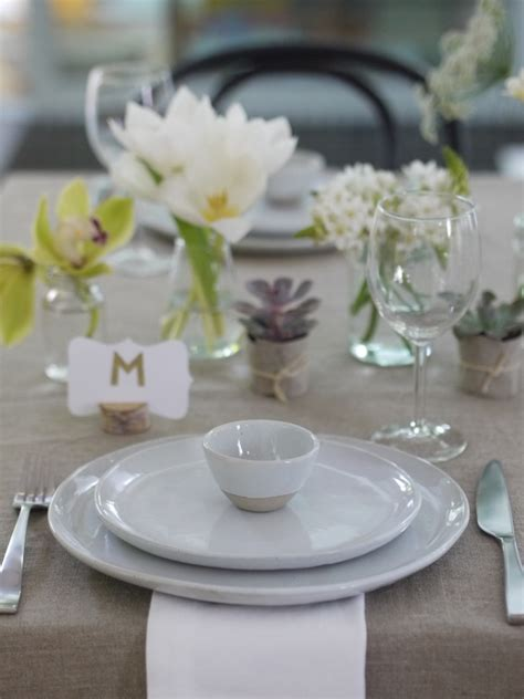 How To Set A Formal Table beautiful table settings