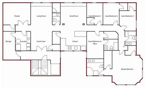 how to draw a floor plan for a house create simple floor plan simple house drawing plan basic house plans free mexzhouse