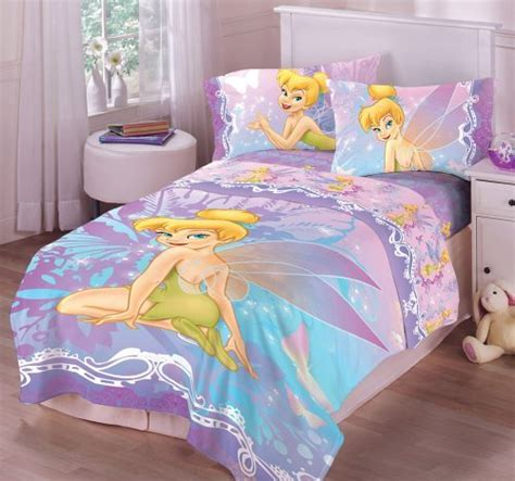 tinkerbell bed sets tinkerbell bedding oh so girly