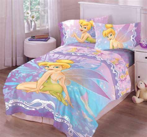 tinkerbell comforter set tinkerbell bedding oh so girly