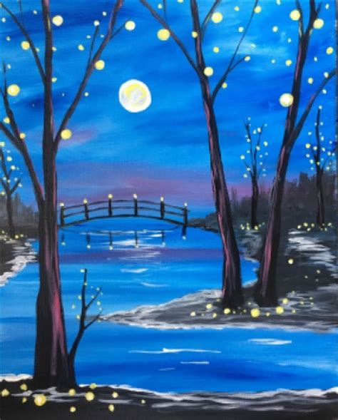 paint nite at home paint nite is back one lincoln food spirits