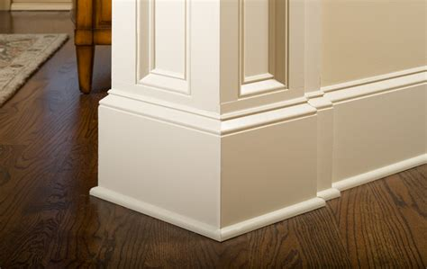 Crown Molding Floor by Kitchens Waldron Construction Llc