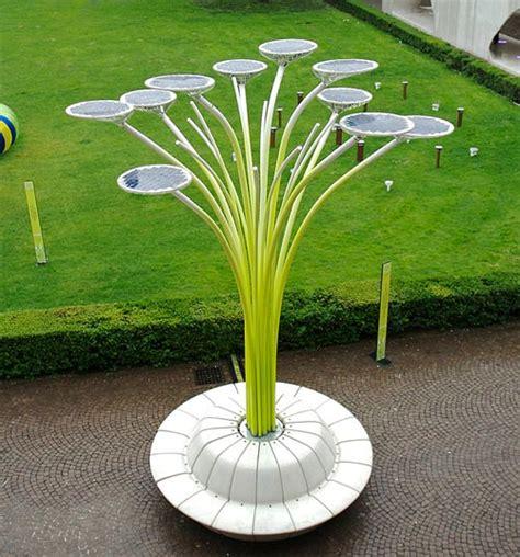 solar tree lights creda solar tree