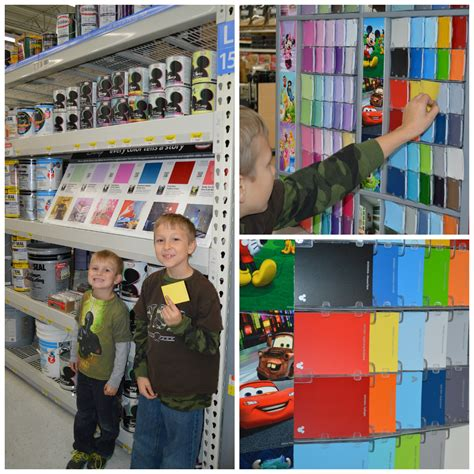 home depot paint colors disney reving the boys room disney style