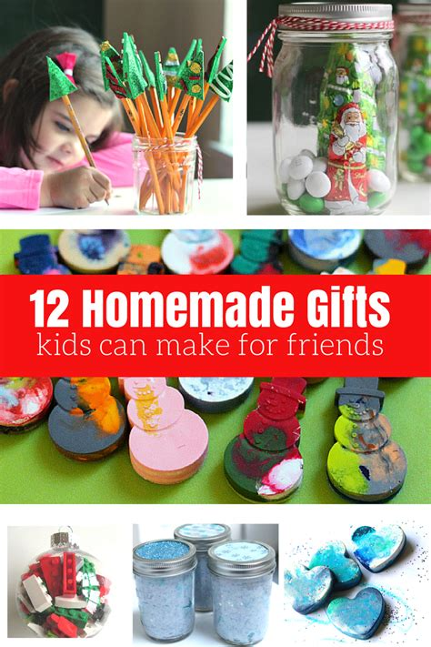 gifts for to make 12 gifts can help make for friends and