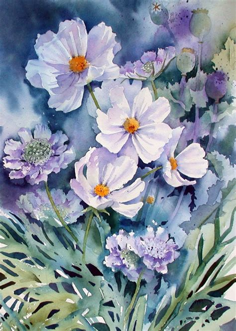 Flowers For Flower Flowers Paintings