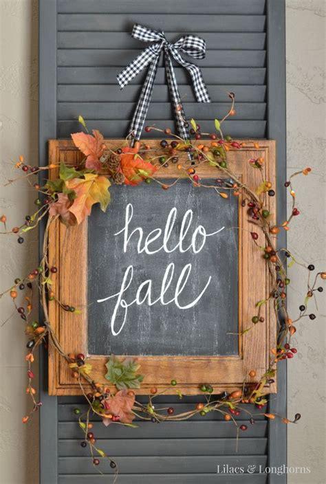 autumn front door decorating ideas 25 unique fall door decorations ideas on fall