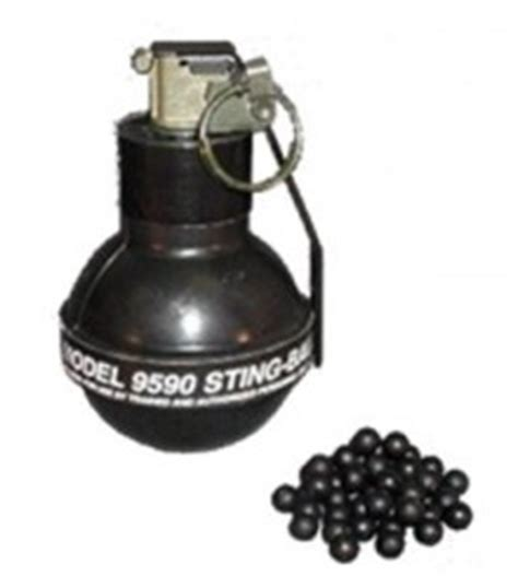 sting rubber rubber sting grenades vimad global services