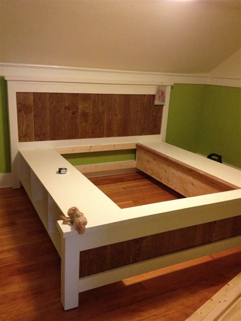 size platform bed plans best ideas about platform bed plans and size