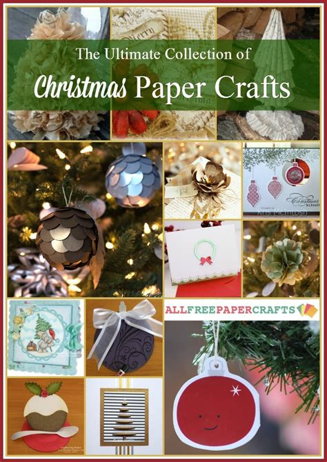 all free paper crafts the ultimate collection of paper crafts 60