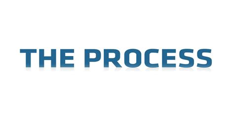 process of the process power pitch