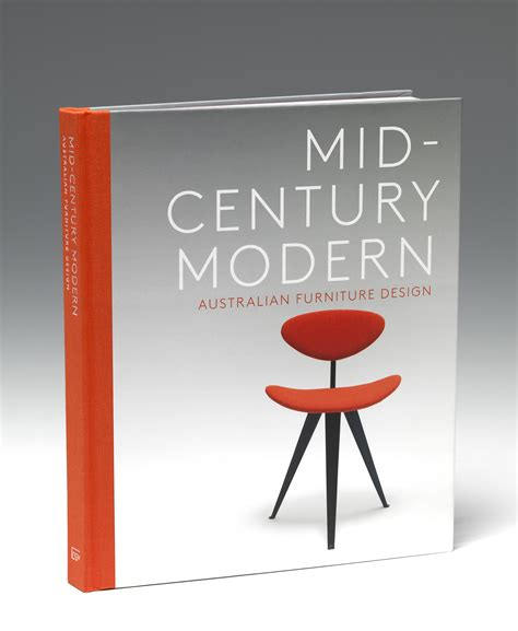 modern picture books a great new book mid century modern australian furniture