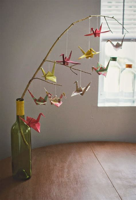 origami baby mobile how to make a baby mobile and colorful ideas