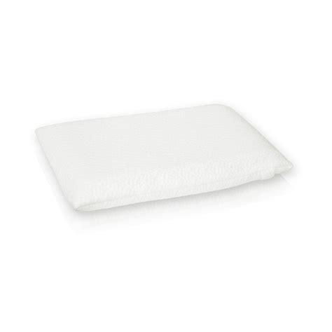 foam polystyrene pillow bertoni lorelli foam baby pillow 31 x 45 x 04 cm
