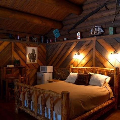 western style bedroom bed room