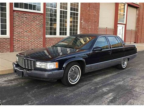 1996 Cadillac Fleetwood by 1996 Cadillac Fleetwood Brougham For Sale Classiccars