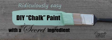 diy chalk paint calcium carbonate vs plaster of tuesday s treasures