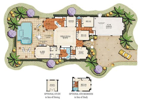 lanai house plans covered lanai house plans house and home design
