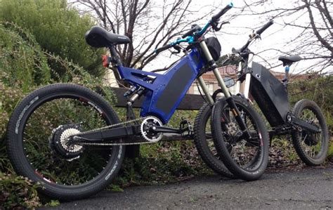 Modify Car To Electric by Stealth Bomber And Fighter E Bikes Modifying The Beast