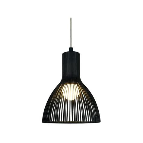 black pendant light modern black ceiling pendant light in cage design