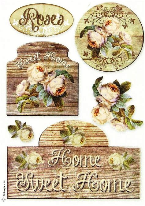 decoupage furniture with scrapbook paper 675 best images about decoupage on decoupage