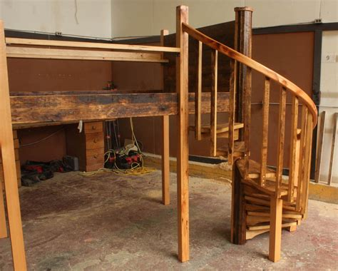 how to make a loft bed frame woodworking plans diy build your own loft bed pdf plans